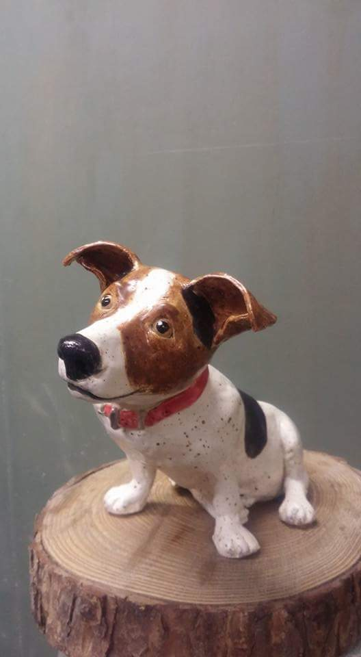 Barney the Jack Russel